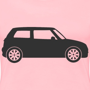 car - Women's Premium T-Shirt