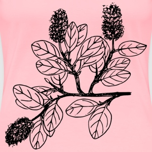 Snow willow - Women's Premium T-Shirt