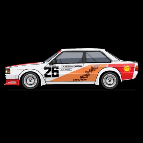 Four Rings 80 B2 GTE European Touring Car