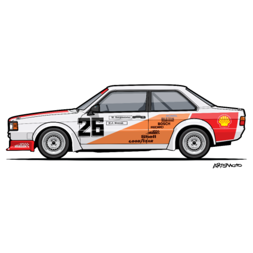 Four Rings 80 B2 GTE European Touring Car