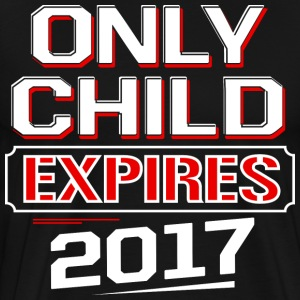 Birthday shirt - Expires 2017 shirt  - Men's Premium T-Shirt
