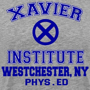Xavier Institute  T-Shirts - Men's Premium T-Shirt