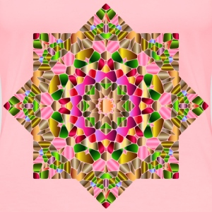 Chromatic Geometry - Women's Premium T-Shirt