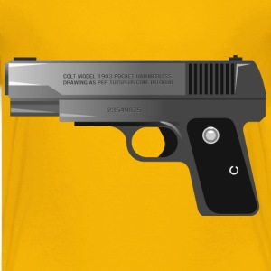 Handgun - Kids' Premium T-Shirt