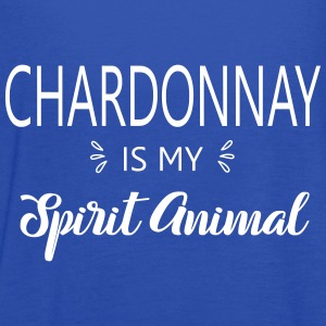 SS-5140 Chardonnay is my Spirit Animal Tanks - Women's Flowy Tank Top by Bella