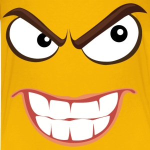 Sinister Smiley Face - Kids' Premium T-Shirt