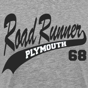 68 Road Runner - Men's Premium T-Shirt