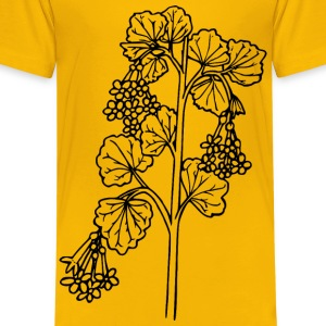 Wax currant - Kids' Premium T-Shirt