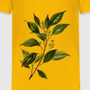 Camphor tree (detailed) - Kids' Premium T-Shirt