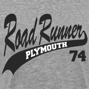 74 Road Runner - Men's Premium T-Shirt