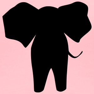 Elephant 5 - Women's Premium T-Shirt