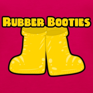 Rubber Booties Large