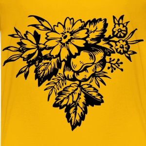 Floral design 58 - Kids' Premium T-Shirt