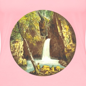 Cauldron Linn - Women's Premium T-Shirt