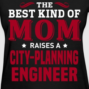 City-Planning Engineer MOM - Women's T-Shirt