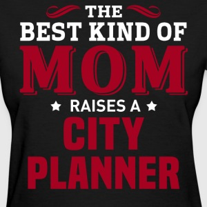 City Planner MOM - Women's T-Shirt