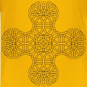 Celtic Knot s Revenge Cross - Kids' Premium T-Shirt