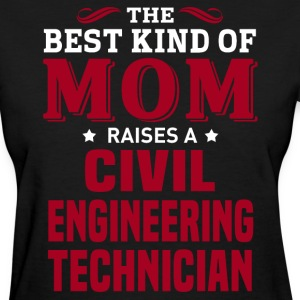 Civil Engineering Technician MOM - Women's T-Shirt