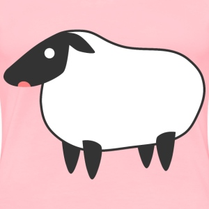 Sheep - Women's Premium T-Shirt