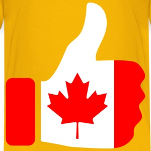 Thumbs Up Canada - Kids' Premium T-Shirt