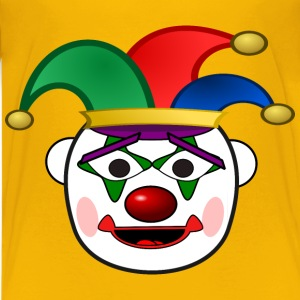 Happy Clown - Kids' Premium T-Shirt