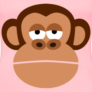 Flat Monkey - Women's Premium T-Shirt