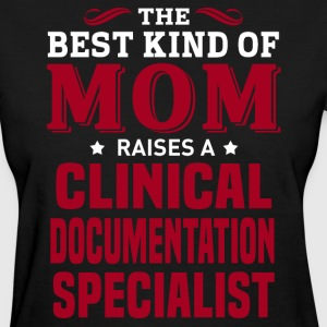Clinical Documentation Specialist MOM - Women's T-Shirt