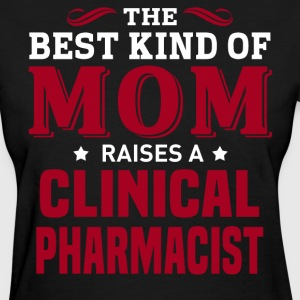 Clinical Pharmacist MOM - Women's T-Shirt