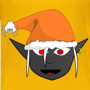 Christmas Drow - Kids' Premium T-Shirt