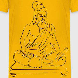 Thiruvalluvar - Kids' Premium T-Shirt