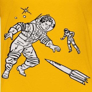 outer space - Kids' Premium T-Shirt