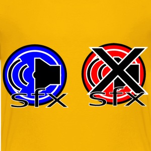 sfx buttons - Kids' Premium T-Shirt