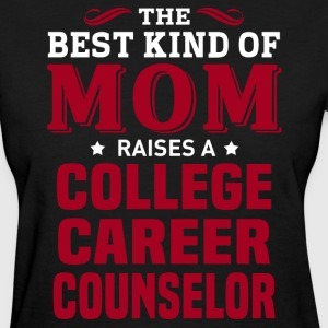 College Career Counselor MOM - Women's T-Shirt