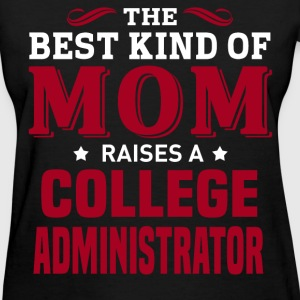 College Administrator MOM - Women's T-Shirt