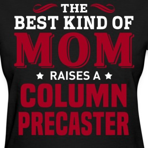 Column Precaster MOM - Women's T-Shirt