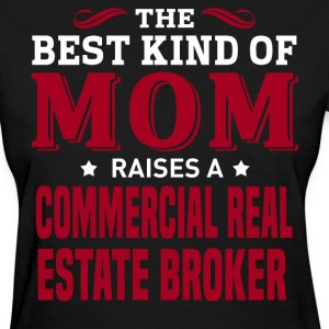Commercial Real Estate Broker MOM - Women's T-Shirt