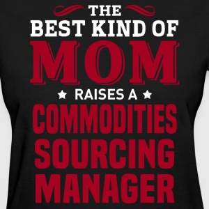 Commodities Sourcing Manager MOM - Women's T-Shirt