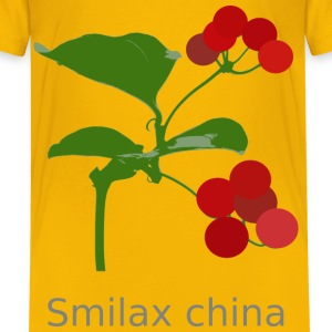 Smilax china - Kids' Premium T-Shirt