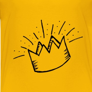 Crown - Kids' Premium T-Shirt