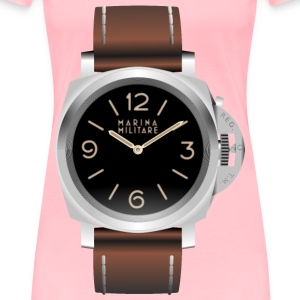 Diving watch - Women's Premium T-Shirt