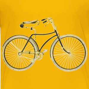 Vintage bicycle 02 - Kids' Premium T-Shirt