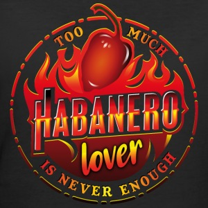 Habanero Chili Lover - Women's 50/50 T-Shirt