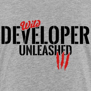 wild developer unleashed Kids' Shirts - Kids' Premium T-Shirt