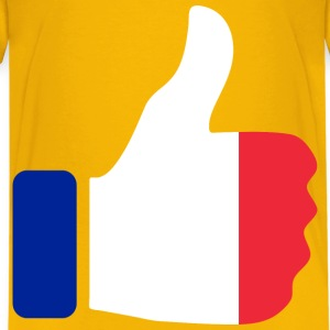 Thumbs Up France - Kids' Premium T-Shirt