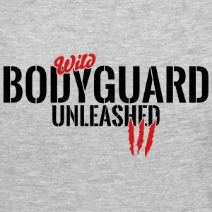 wild bodyguard unleashed Long Sleeve Shirts - Women's Premium Long Sleeve T-Shirt