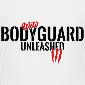 wild bodyguard unleashed Baby & Toddler Shirts - Toddler Premium T-Shirt