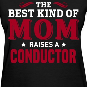 Conductor MOM - Women's T-Shirt