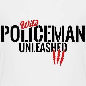 wild policeman unleashed Baby & Toddler Shirts - Toddler Premium T-Shirt