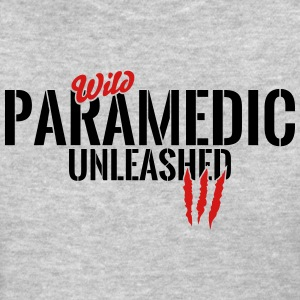 wild paramedic unleashed T-Shirts - Women's T-Shirt