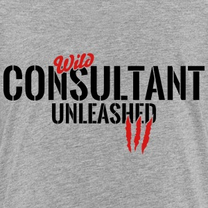 wild consultant unleashed Baby & Toddler Shirts - Toddler Premium T-Shirt